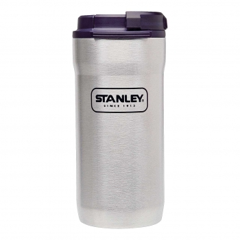 Stanley Adventure Isoliertasse, 473 ml, 18/8 Edelstahl, Doppelwandige-Isolation,